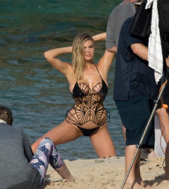 Kate měla ve čtvrtek pózovat pro jeden foto set v sexy spodním prádle.