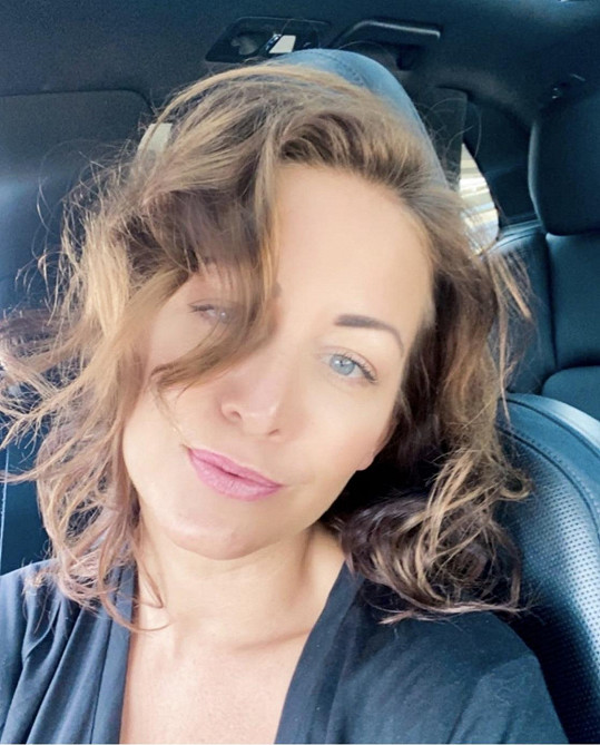Agáta Prachařová se ukázala s novými vlasy.