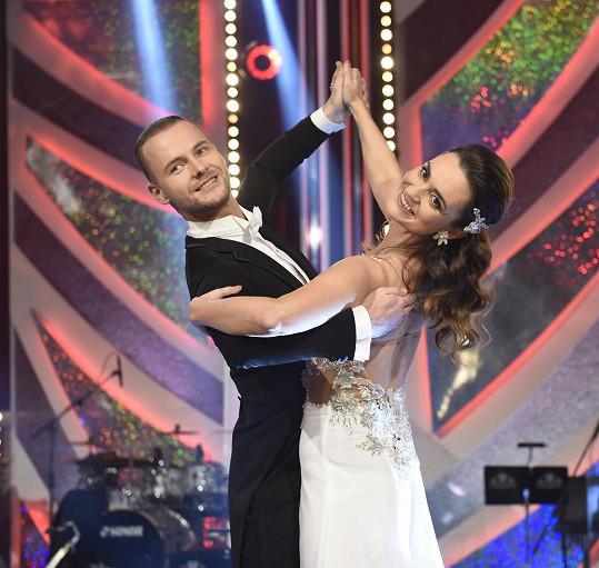 Daniela Písařovicová a Michal Mládek