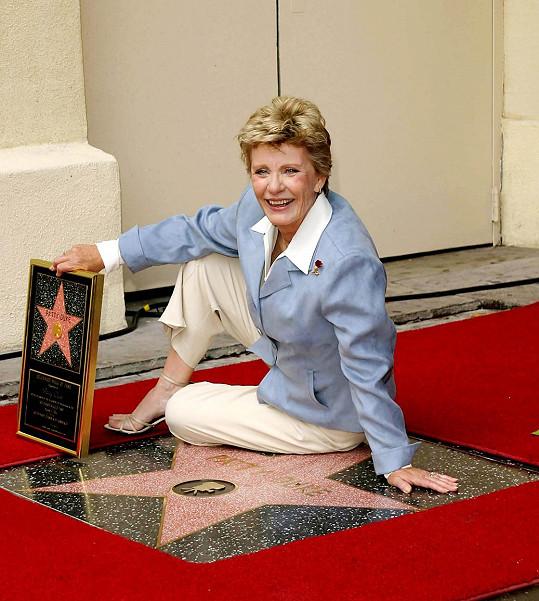 V roce 2004 se Patty Duke dočkala hvězdy na hollywoodském chodníku slávy.