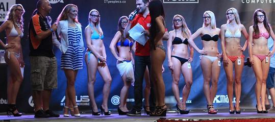 Finalistky Miss léta 2014