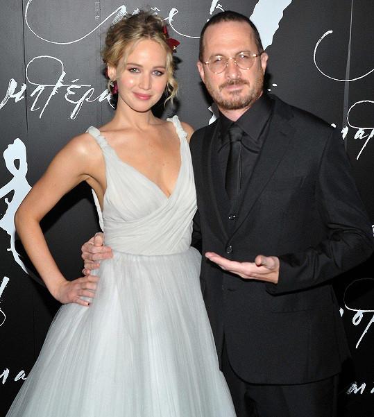 Herečce vztah s režisérem Darrenem Aronofskym nevyšel. Jejich film matka! se navíc moc nepovedl.