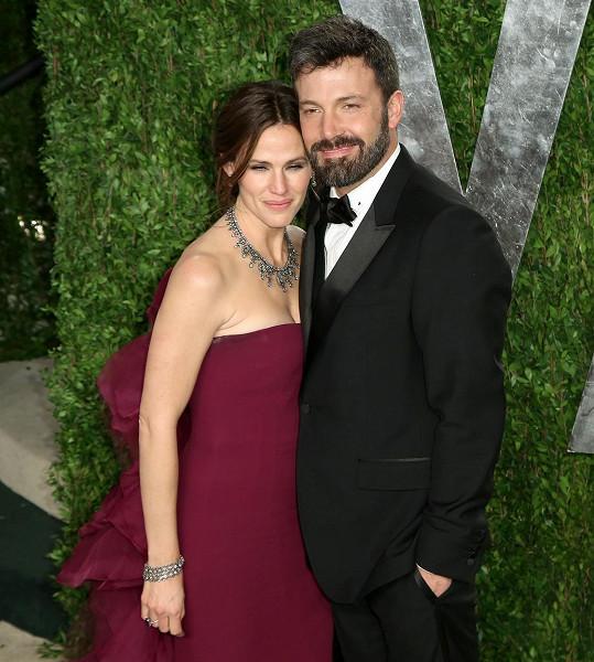 Ben a Jennifer dříve vystupovali jako spokojený pár.