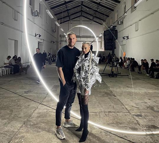 Kateřina Kasanová s novým přítelem Tomášem Petráškem