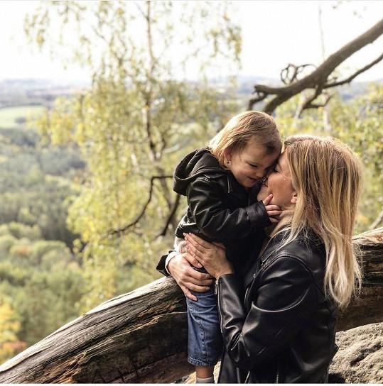 S dcerou Emilkou