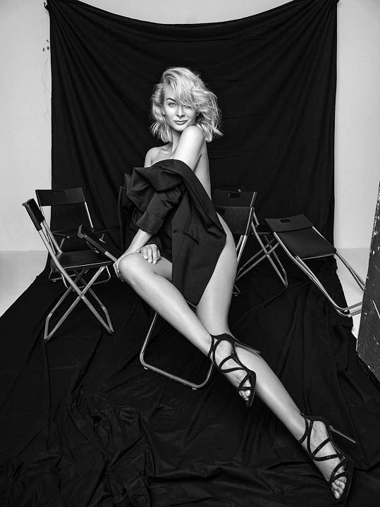 Takové nohy jsou snem snad každé ženy.