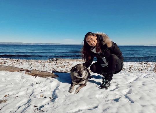 U jezera Bajkal