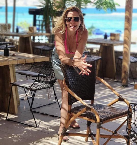 Na dovolené v Řecku