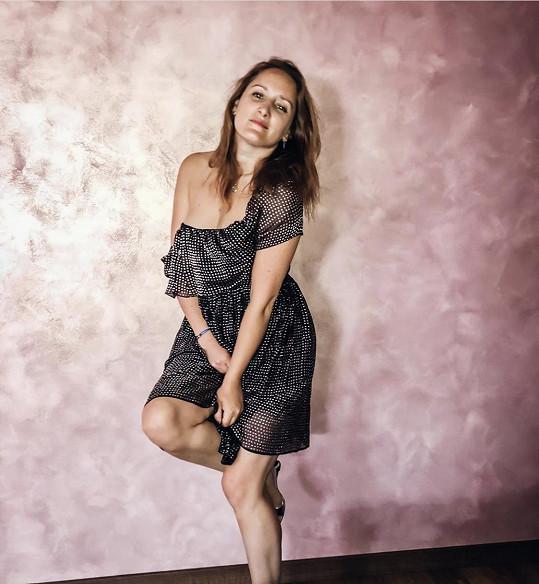 Dominika Domnosilová je maminkou sedmiletého syna.