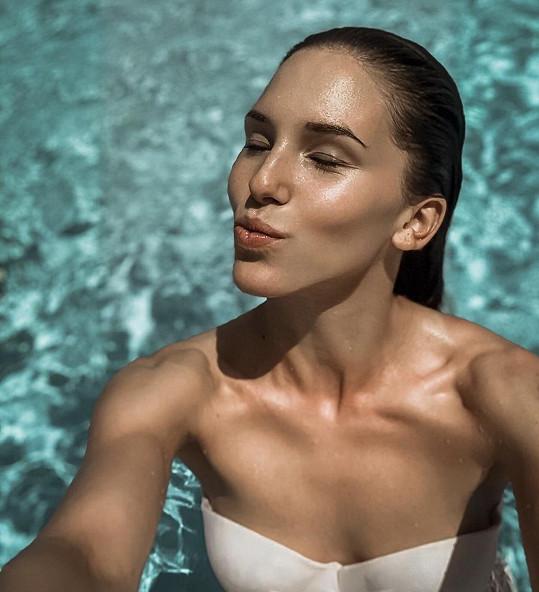 Laura Longauerová patří mezi nejkrásnější Slovenky.