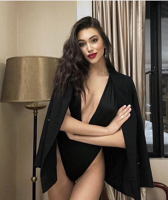 Denisa je nejkrásnější Evropanou ze soutěže Miss Grand International.