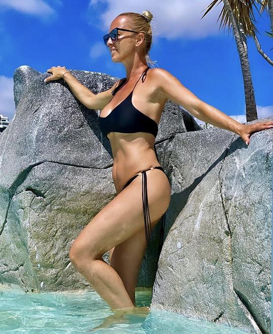Zuza Belohorcová žije na Kanárských ostrovech.