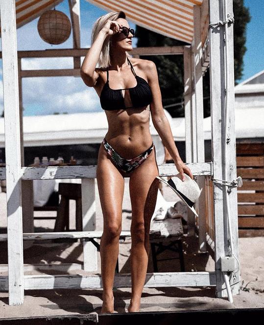 Jeho poslední partnerkou byla fitnesska Kamila Pavlíčková.