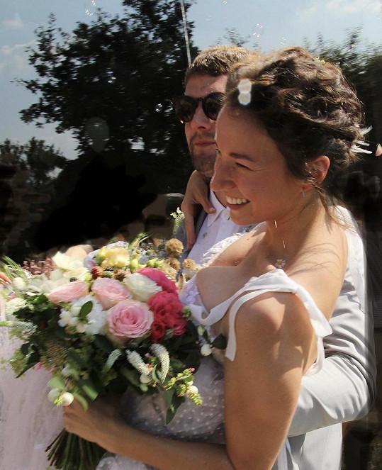 Berenika Kohoutová se podruhé vdala.