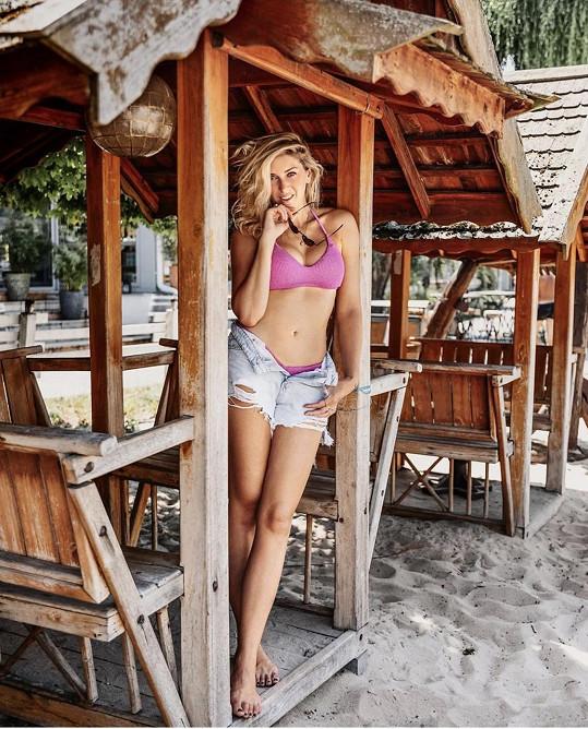 Zorka letos v létě svoje přednosti vystavuje v Česku.
