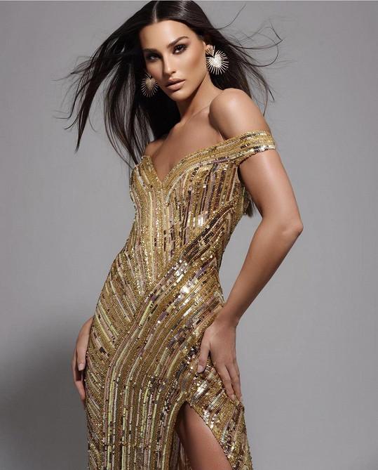 Nová Miss Earth Lindsey Coffey