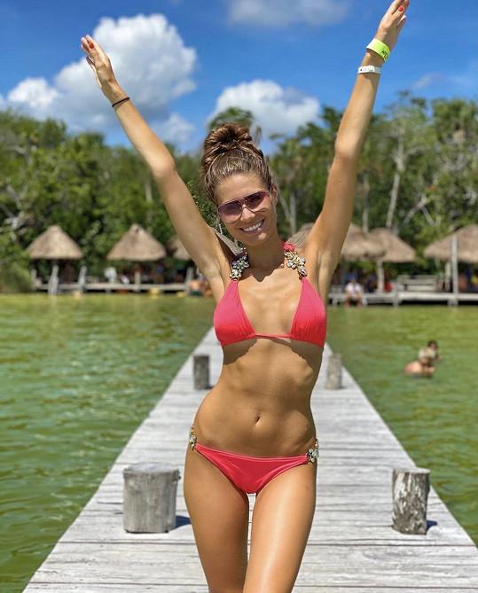 Karolína je vítězkou Miss Global 2019