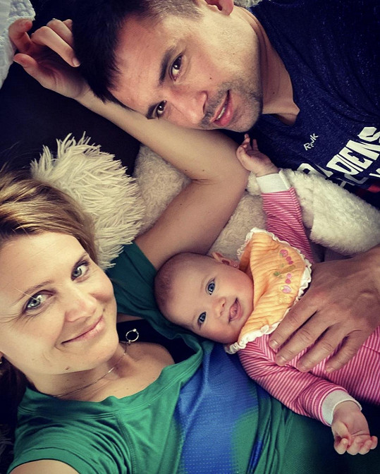 Spokojená rodinka
