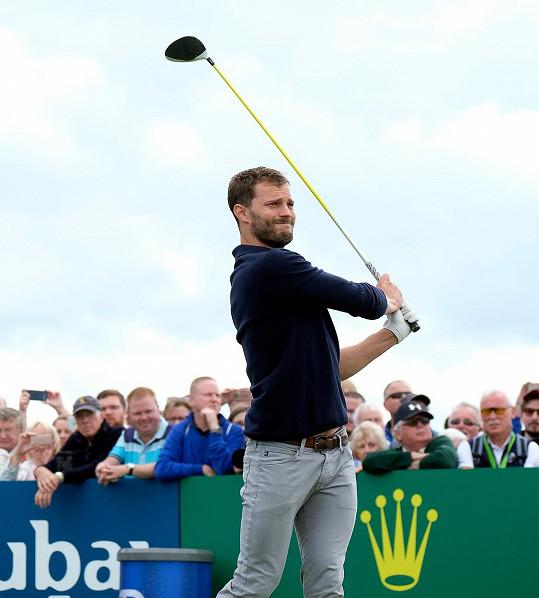 Nakonec se ukázalo, že šlo jen o golfový míček.