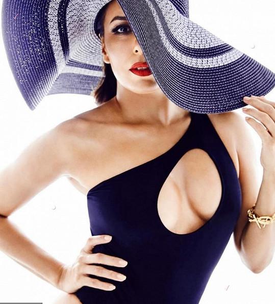 Eva Longoria vypadá stále skvěle.