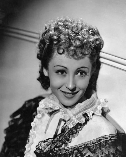 Rainer ve filmu The Toy Wife (1938)
