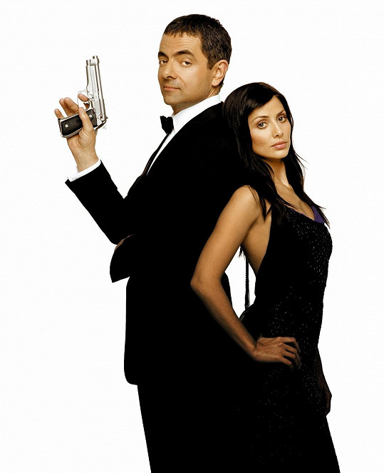 Natalie Imbruglia ve filmu Johnny English.