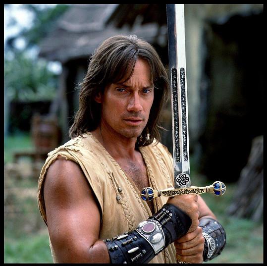 Kevin Sorbo jako Herkules