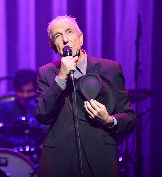 Cohen v roce 2013