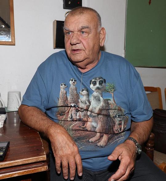 František Nedvěd bojuje od konce loňského roku s rakovinou. Po chemoterapiích ho čeká ještě ozařování.