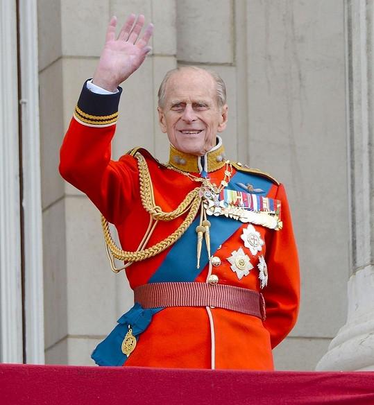 Pohřeb prince Philipa se koná v sobotu odpoledne.
