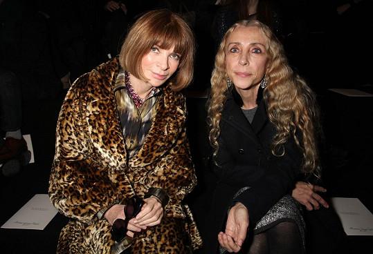 S šéfkou amerického Vogue Annou Wintour (vlevo) nebyly jen kolegyněmi, ale i letitými přítelkyněmi.