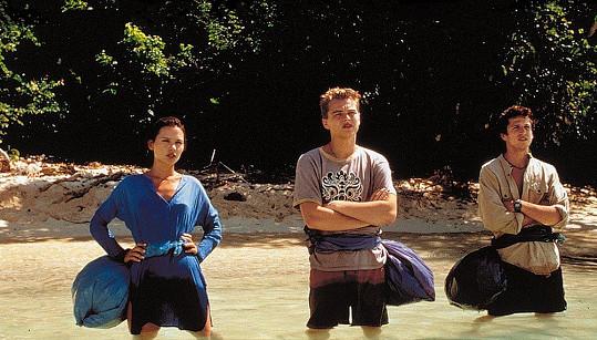 Snímek Pláž z roku 2000 sklidil mezinárodní úspěch.