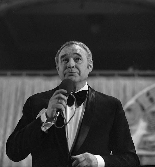 Rudolf Cortés byl oblíbený zejména v 50. a 60. letech.
