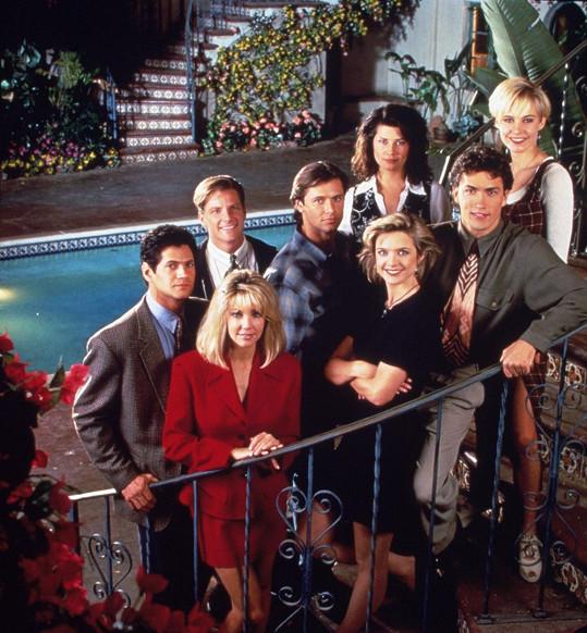 Kultovní seriál z 90. let měl u televizních diváků velký úspěch.