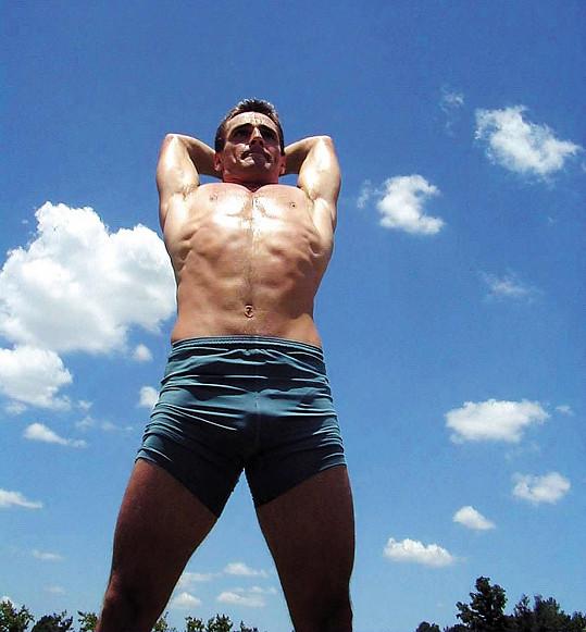 Roman Šebrle chce zpět pekáč buchet...