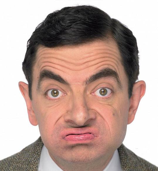 Rowan Atkinson si jako poťouchlý Mr. Bean získal srdce miliónů diváků po celém světě.