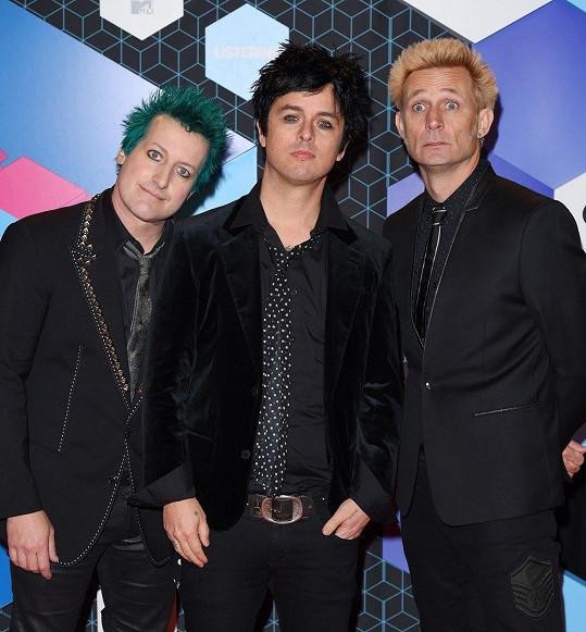 Americká skupina Green Day