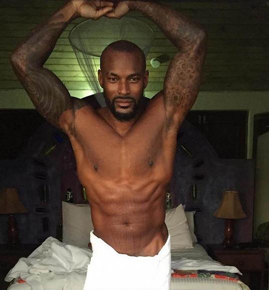 Tysona Beckforda byste nyní našli na Jamaice.