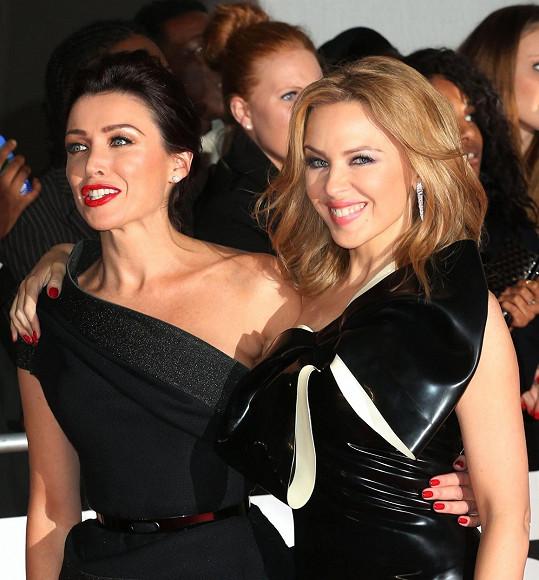 Kylie se sestrou Dannii Minogue