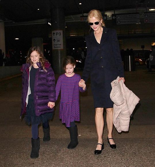 Dcery podobu s maminkou nezapřou.