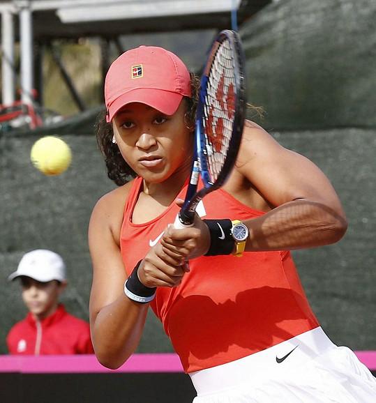 Naomi Osaka je aktuálně druhá v žebříčku WTA.