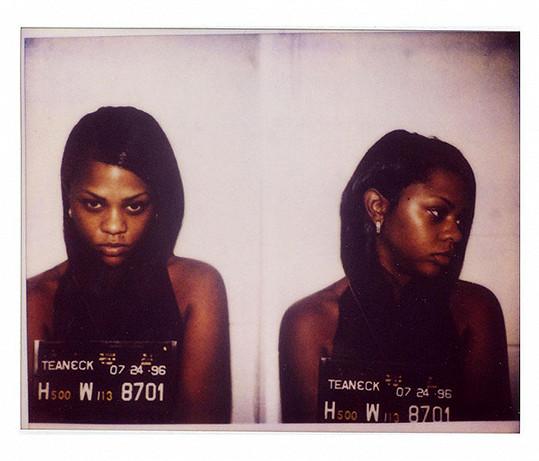 Na policejním snímku z roku 1996