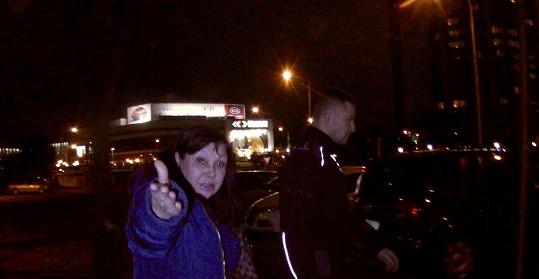 Dagmar Patrasová bourala pod vlivem alkoholu.