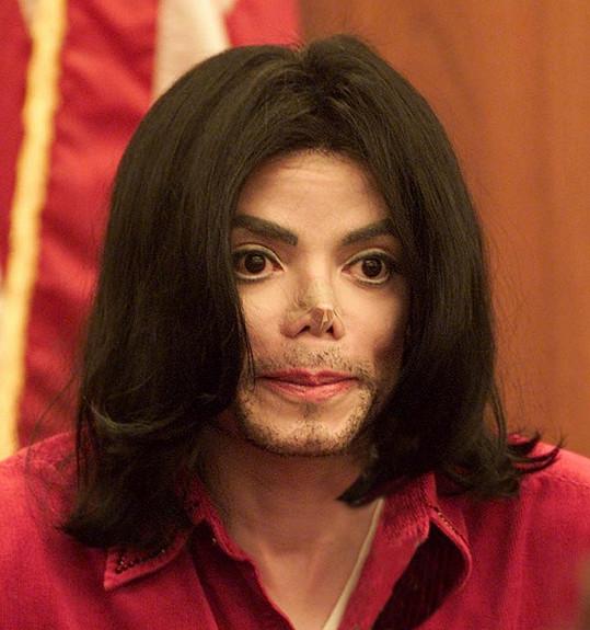 Maskéři budou mít asi hodně práce, aby z něj udělali Jacksona.