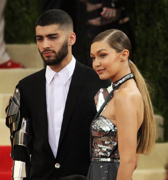 Gigi Hadid a Zayn Malik slepili vztah po několikaměsíční pauze.