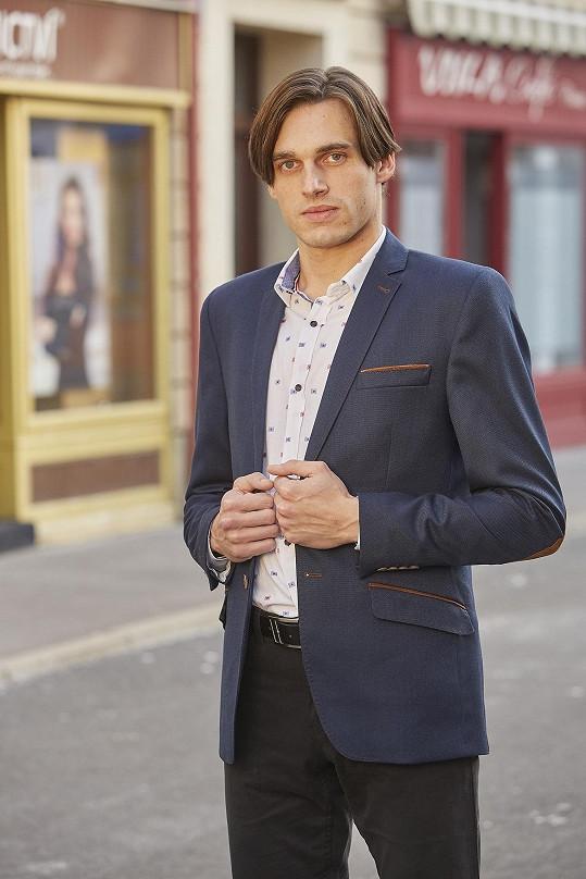Vuk Čelebić alias Robert Bláha zamíchá dějem seriálu Ulice.