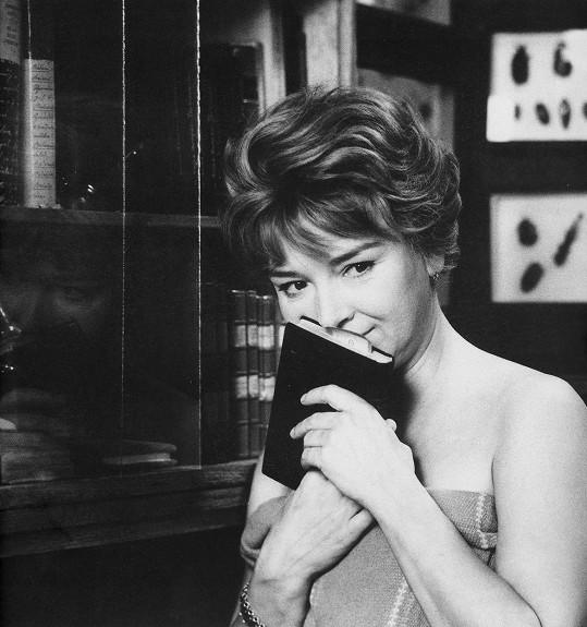 Jana Dítětová byla výbornou a zároveň velmi skromnou herečkou.