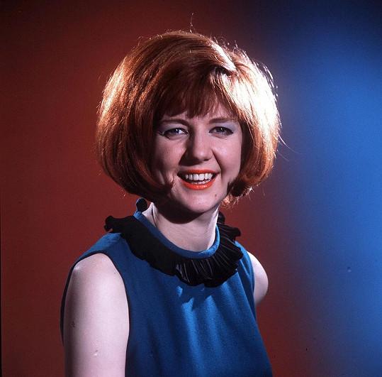 Cilla Black byla hudebním fenoménem 60. let.