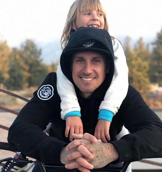 Carey Hart má skvělý vztah s dcerou Willow.