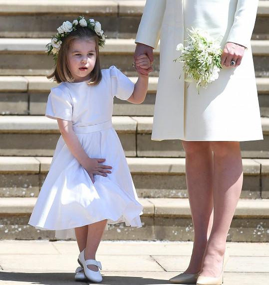 Princezna si už dávno získala srdce fanoušků královské rodiny.